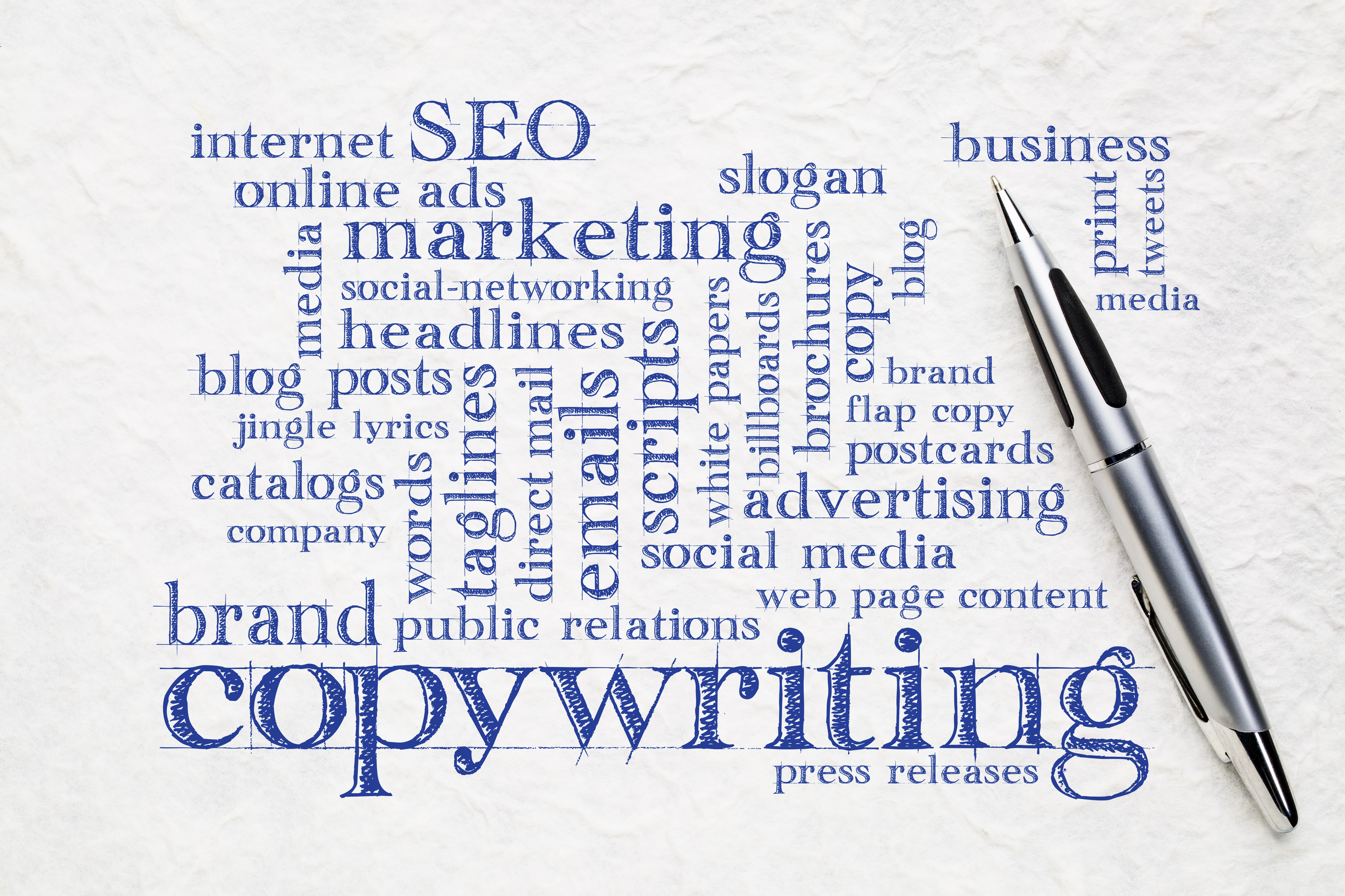 Why you need a good copywriter